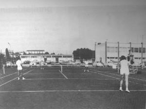50 Jahre TSV 1883 Bogen - Tennis e.V.