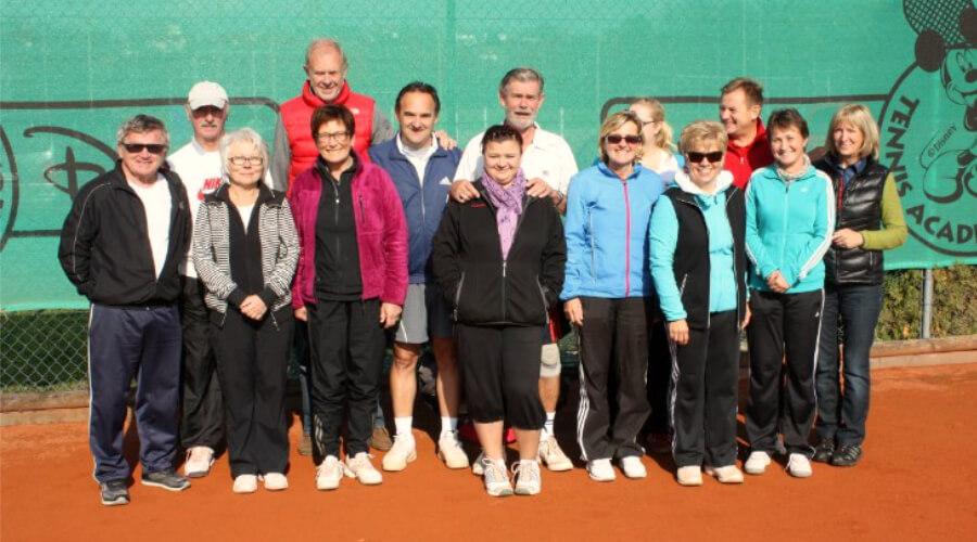 NoBody Tennis Hobby Liga Bogen